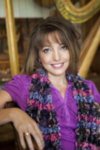 Roxanna Panufnik on the Creative Life Show, photo Paul Marc Mitchell