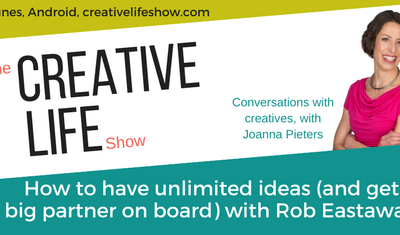 How to have unlimited ideas, with Rob Eastaway