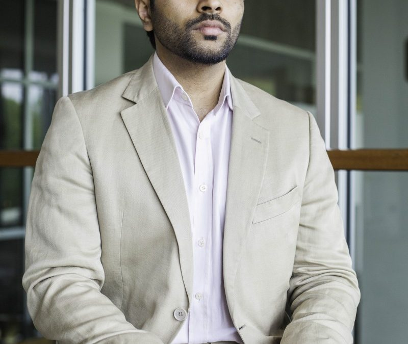 The joy of multiple passions, with Polymath author Waqās Ahmed