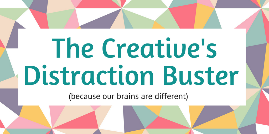 Creative's Distraction Buster - download link