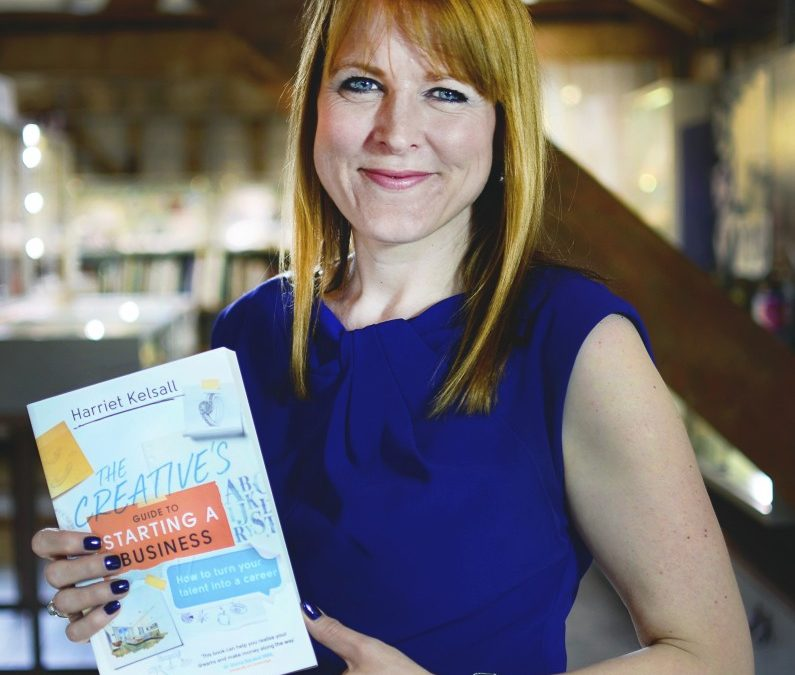 Fun, fearlessness and founding a joyful business, with Harriet Kelsall