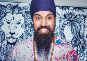 Amrit Singh on The Creative Life Show with Joanna Pieters