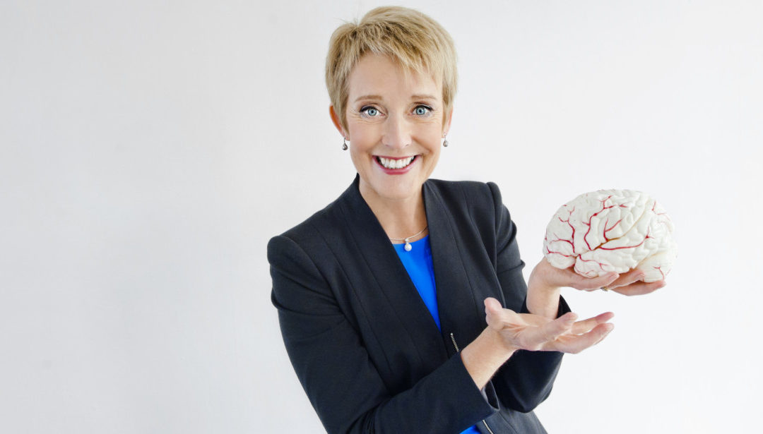 How to get more creative focus, with Future Brain author Dr Jenny Brockis