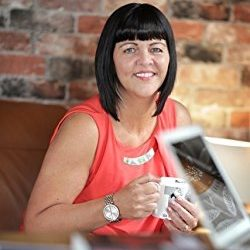A million book sales without a publisher, with author Mel Sherratt