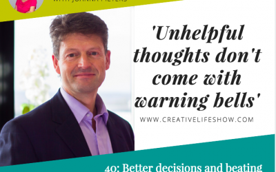 How to make better decisions and beat overwhelm, with Michael Nicholas